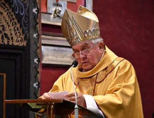 Homilia bp. Jana Tyrawy z okazji 101. rocznicy Odzyskania Niepodległości – Katedra Bydgoska – 11 listopada 2019