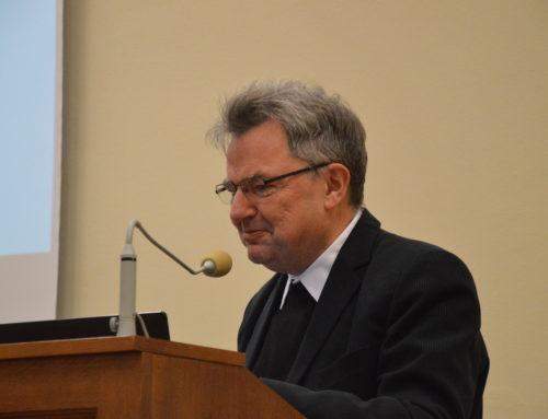"""""""Spór o prawdę – spór o człowieka. Jan Paweł II a Uniwersytet"""""""