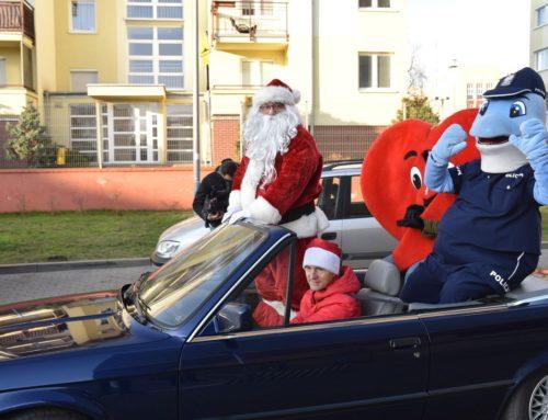 """""""Bezpieczeństwo ze Świętym Mikołajem"""""""