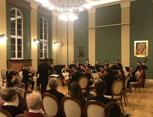 Koncert Orkiestry Barokowej