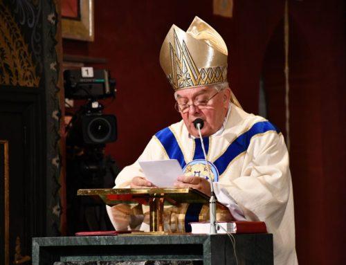Homilia bp. Jana Tyrawy – 28. rocznica powstania Radia Maryja – Katedra Bydgoska – 8 grudnia 2019