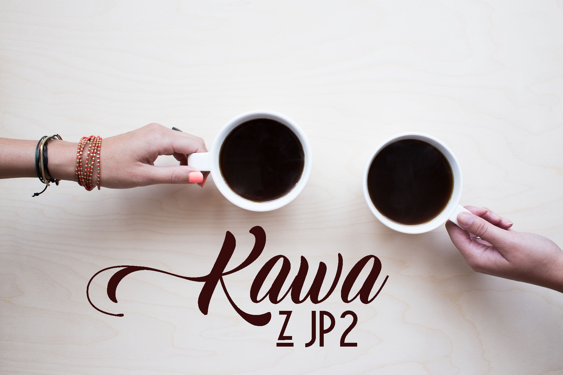 Kawa z Janem Pawłem II