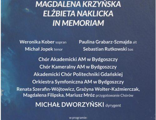 Requiem Mozarta w kościele św. Jadwigi Królowej