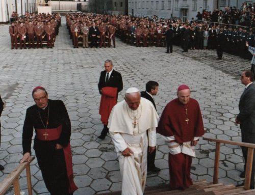 """Konkurs """"Więźniowie w hołdzie św. Janowi Pawłowi II"""""""