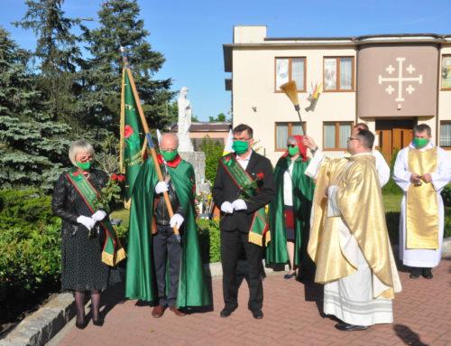 Święta Rita współpatronką parafii św. Łukasza Ewangelisty