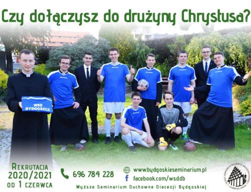 Czy dołączysz do drużyny Chrystusa?