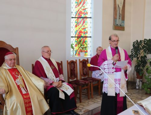 Jubileusz 25-lecia parafii w Kołaczkowie