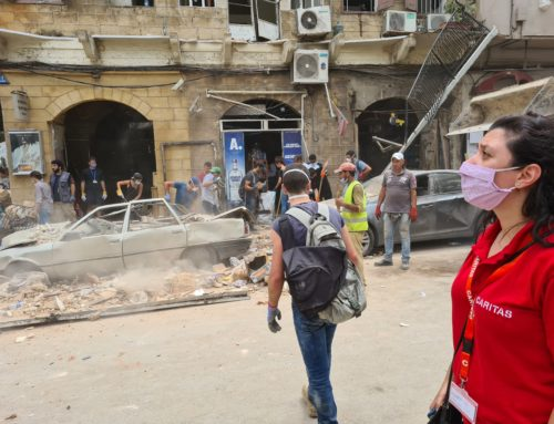 Na pomoc Bejrutowi