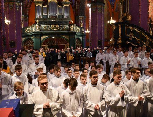 Diecezjalny Dzień Służby Liturgicznej – TRANSMISJA