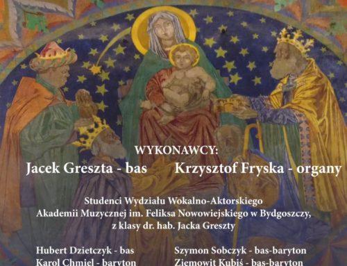 Koncert kolęd w katedrze