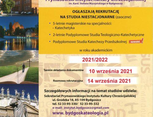 Studia filozoficzno-teologiczne w Bydgoszczy