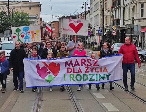 Marsz dla Życia i Rodziny oraz Festiwal Nowe Spojrzenie