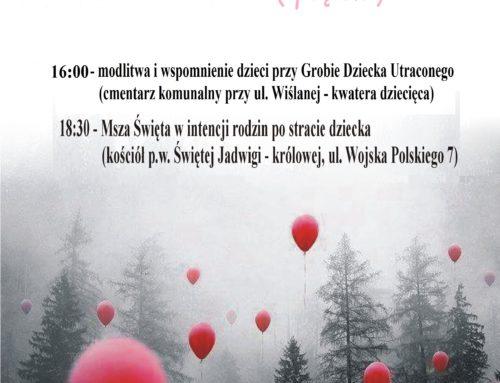 Dzień Dziecka Utraconego w Bydgoszczy i Więcborku
