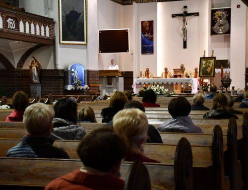 Relikwie i ikona św. Ignacego Loyoli