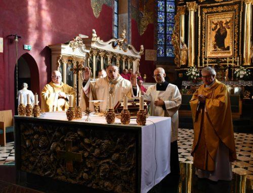 Diecezjalne dziękczynienie za beatyfikację